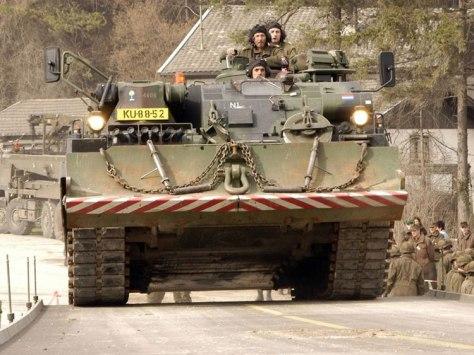 ARV Buffalo AD Belanda.