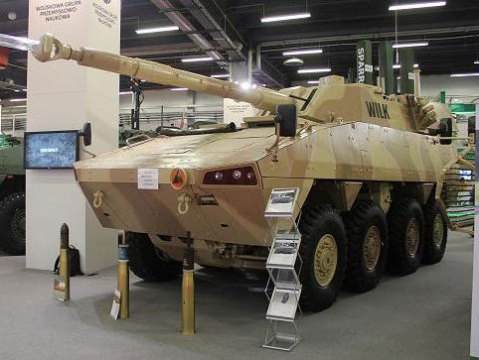 CT-CV 105HP: Meriam Canggih Untuk Medium Tank Pindad ...