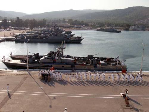 Jaguar Class milik AL Turki.