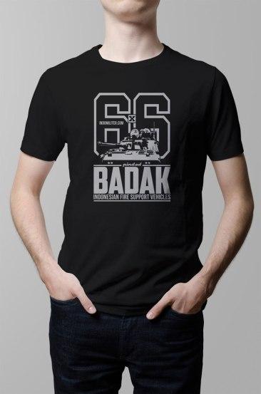 Badak Shirt (Black) - KPBP012BK