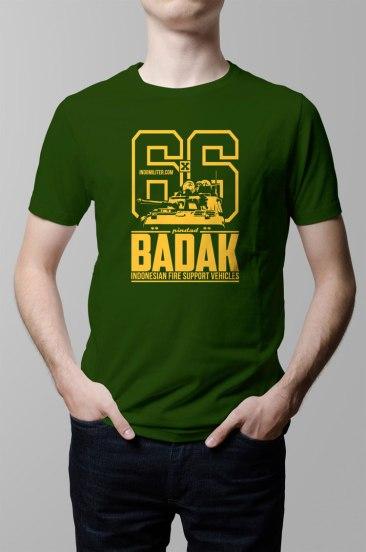 Badak Shirt (Green) - KPBP012GR