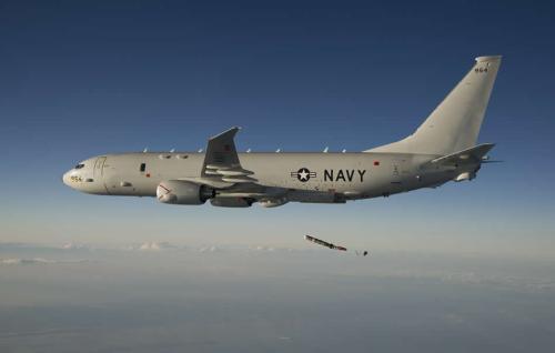 Boeing P-8A-Poseidon, menjadi pesawat yang digadang sebagai pengganti Boeing 737 Survelillance di Skadron 5 Patmar.