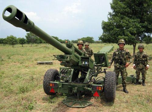 LG-1 MK III AD Kolombia.