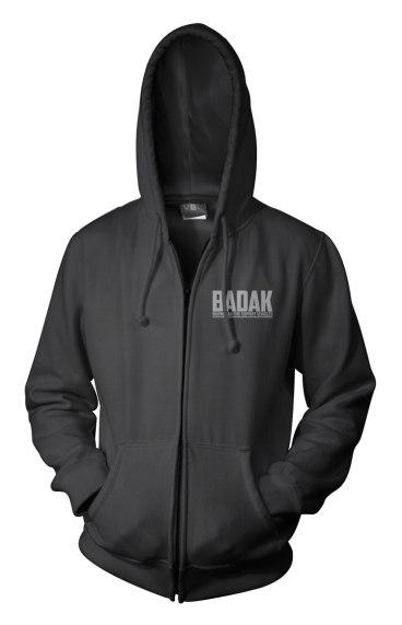 Badak Zipper - Front