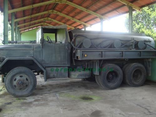 REO M49, varian tanki BBM.