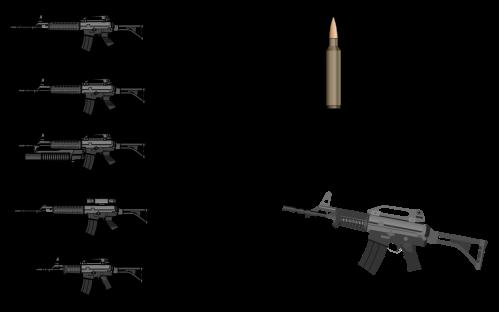 All varian dari SS-2