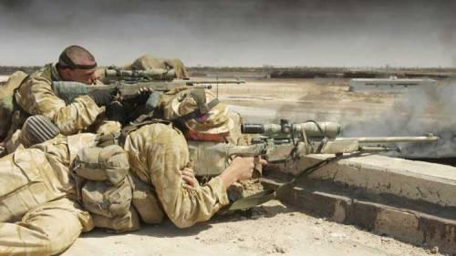 Dilibatkan dalam banyak misi tempur di Irak dan Afghanistan.